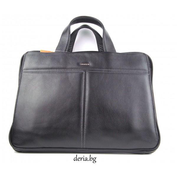 чанта за документи Grande K 6873-черна