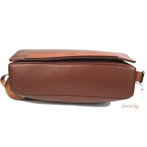 Чанта Grande-светло кафява