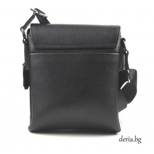 мъжка чанта Grande К 4264-черна