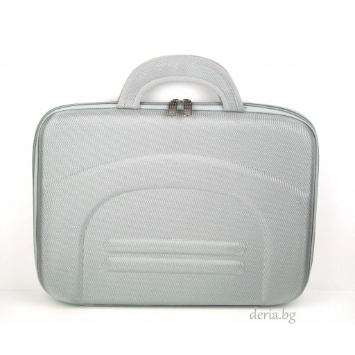 чанта за документи тип папка W 999-св. сива