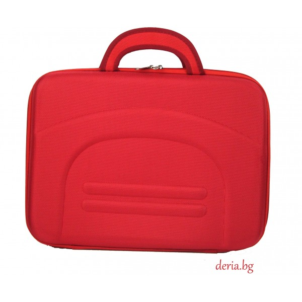 чанта за документи тип папка W 999-червена
