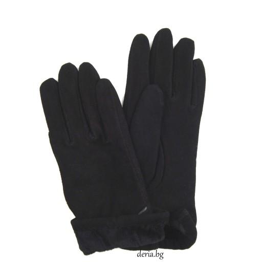 дамски ръкавици 409-черни