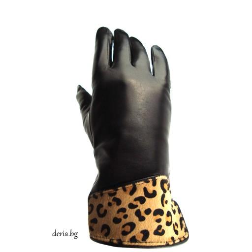 дамски ръкавици 1229-черни