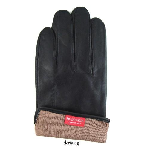 мъжки ръкавици 133-черни