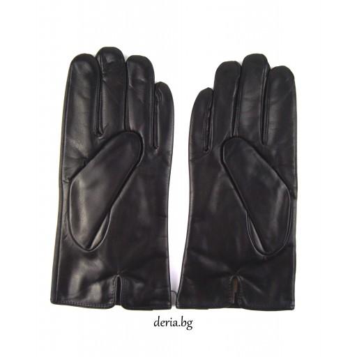 мъжки ръкавици 169**-черни