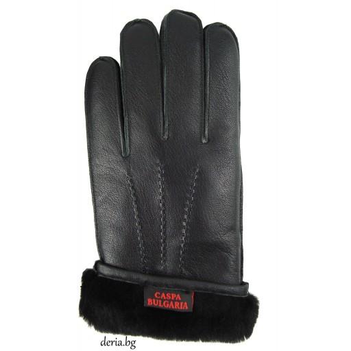 мъжки ръкавици 1084-черни