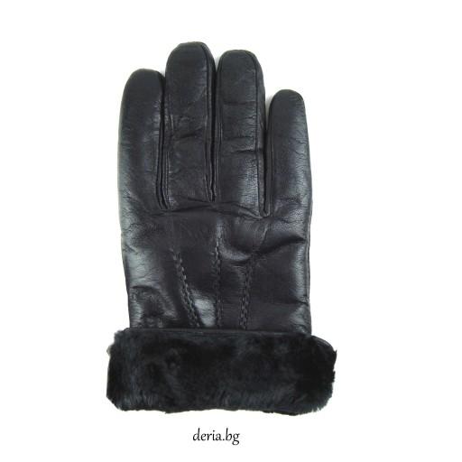 мъжки ръкавици 136-черни