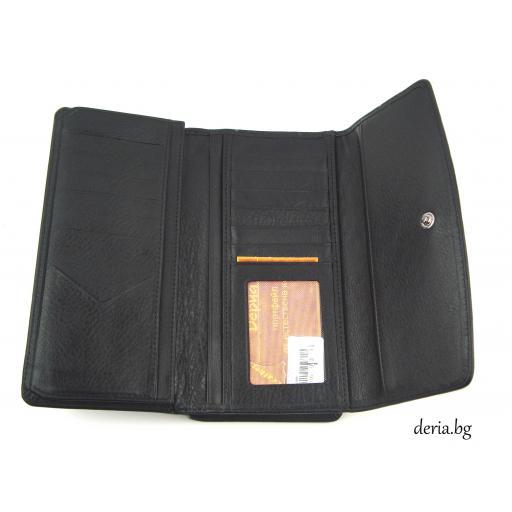Дамски портфейл Grande K 2726-черен