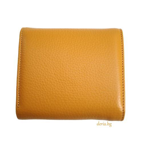 Дамски портфейл Grande K 2767-жълт